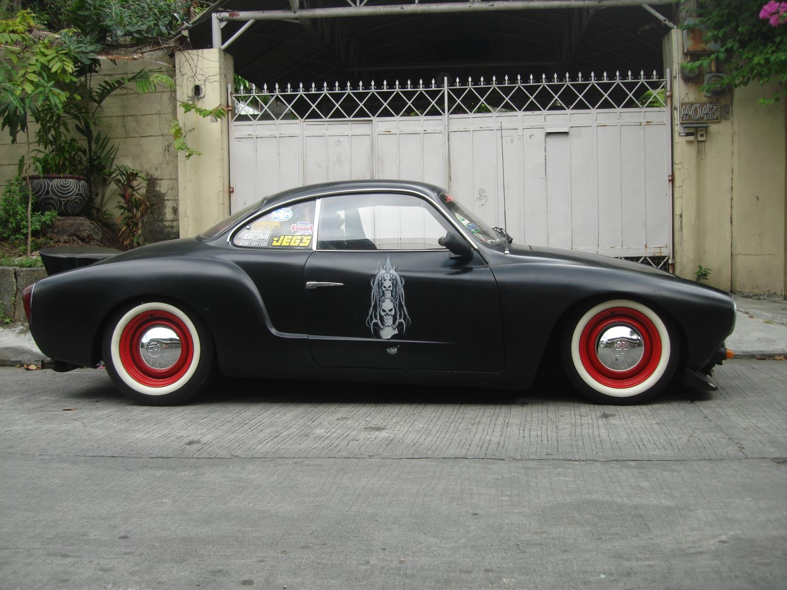 TheSambacom  Ghia  View topic  What Rims Do You Have On Your