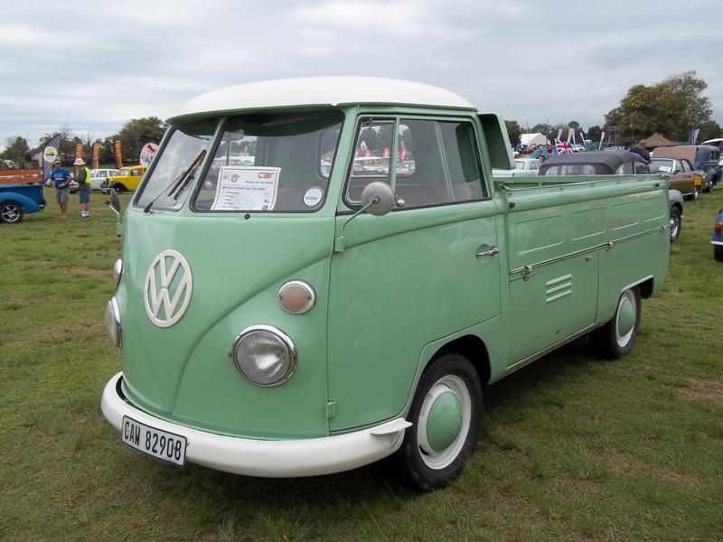 '64 Single Cab, South Africa