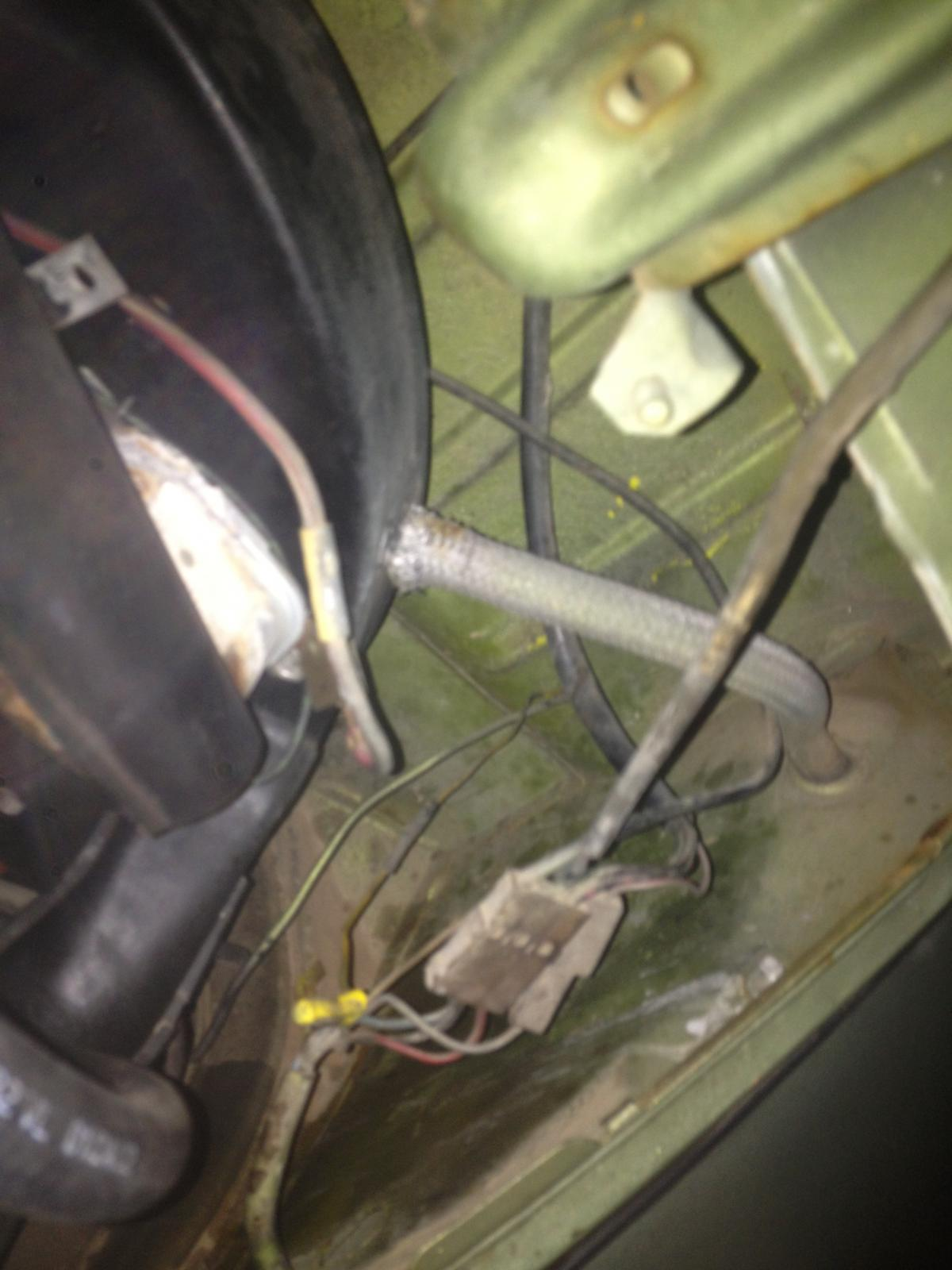 View Topic Going Crazy Vw Beetle Brke Light Wiring An Outlet Backwards