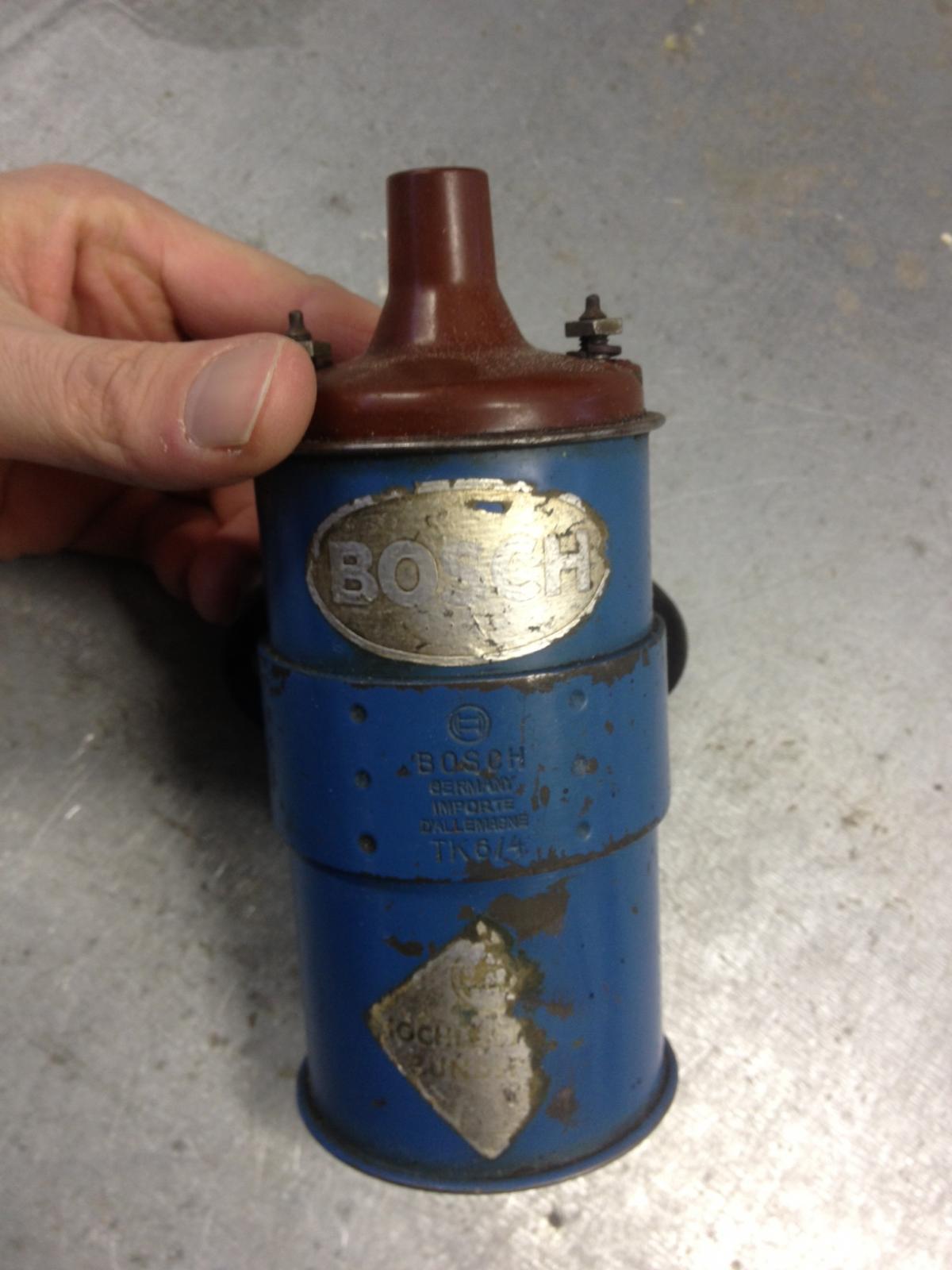 "Bosch ""star"" blue coil  TK6/4"