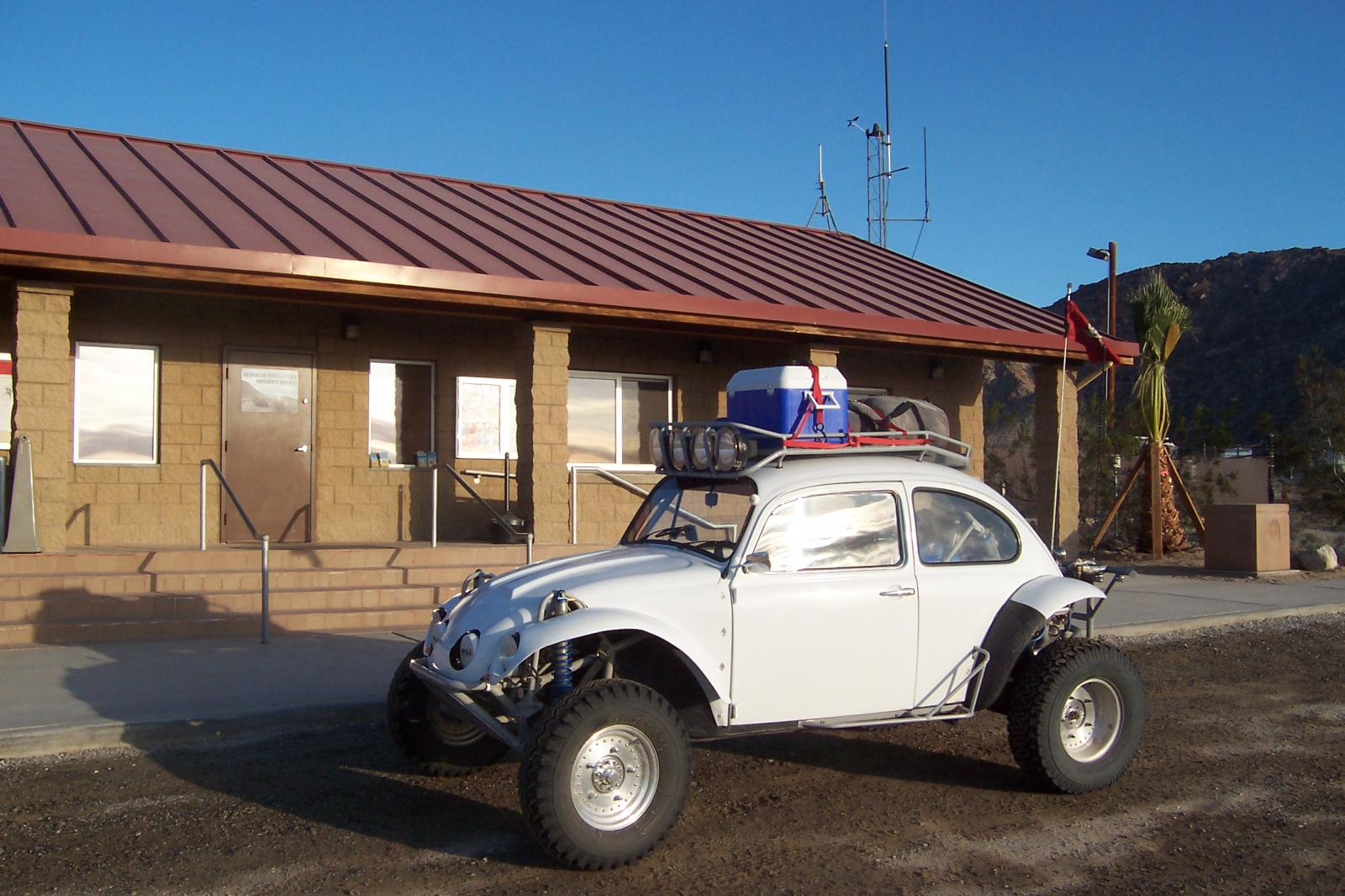 Thesamba Com Hbb Off Road View Topic Baja Bug Roof Rack Build