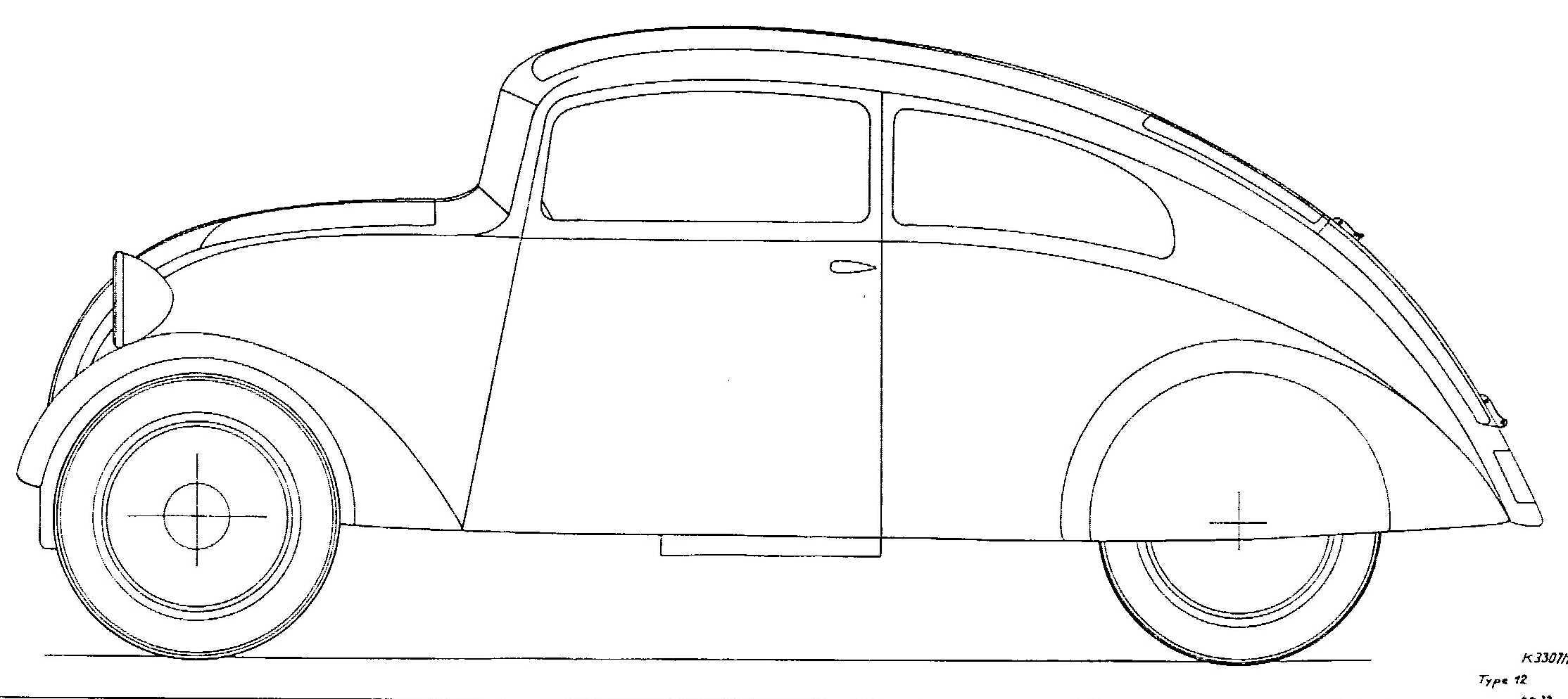 Volkswagen Porsche Type12