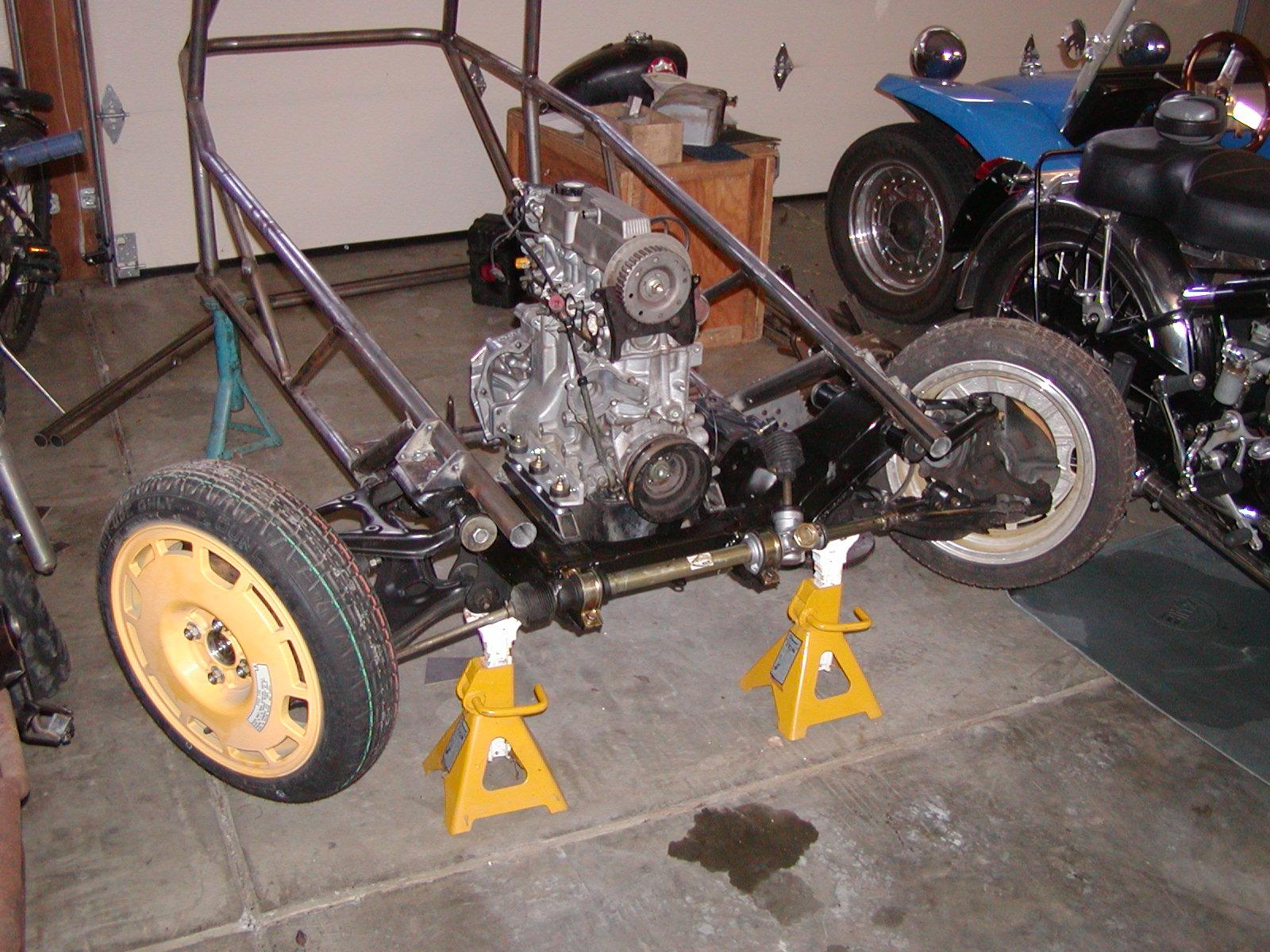 Reverse trike frame plans page 7 frame design reviews for Taylor motor company waynesville