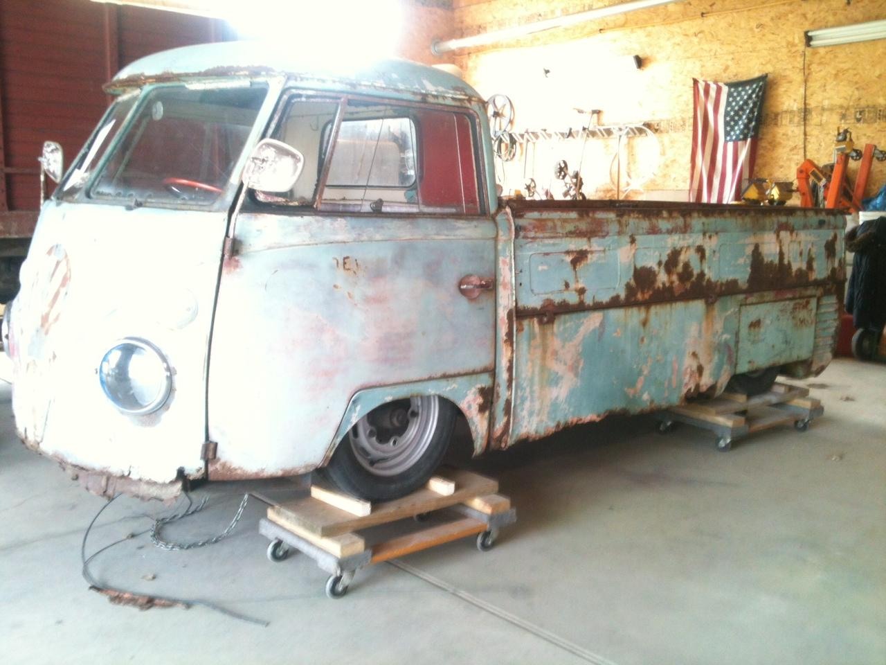 Ratty Cab at home