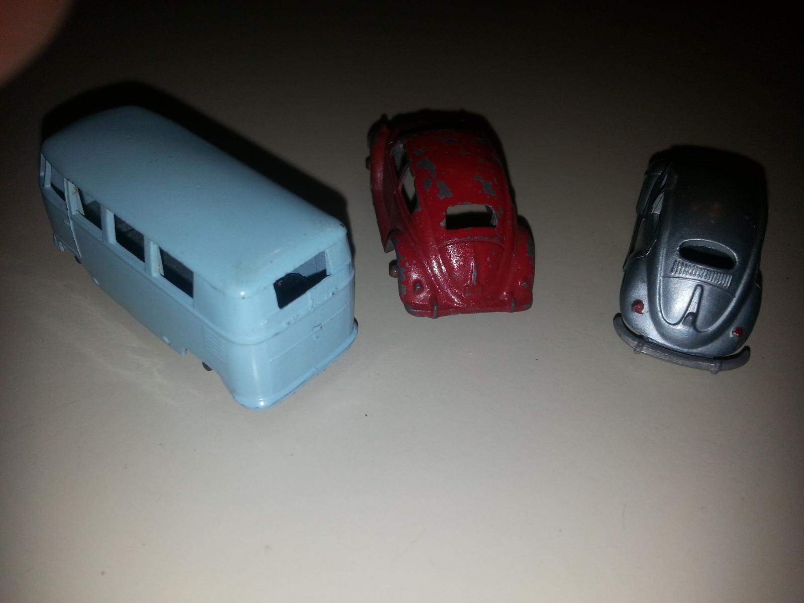 We where pulling some more vw toys to display...