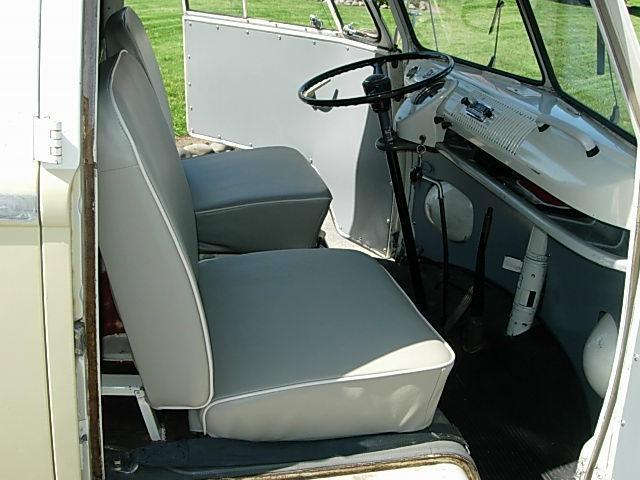 Vw Bus 2015 >> TheSamba.com :: Split Bus - View topic - Walk Through front seats