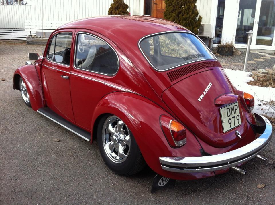 Shiny red slammed 1969