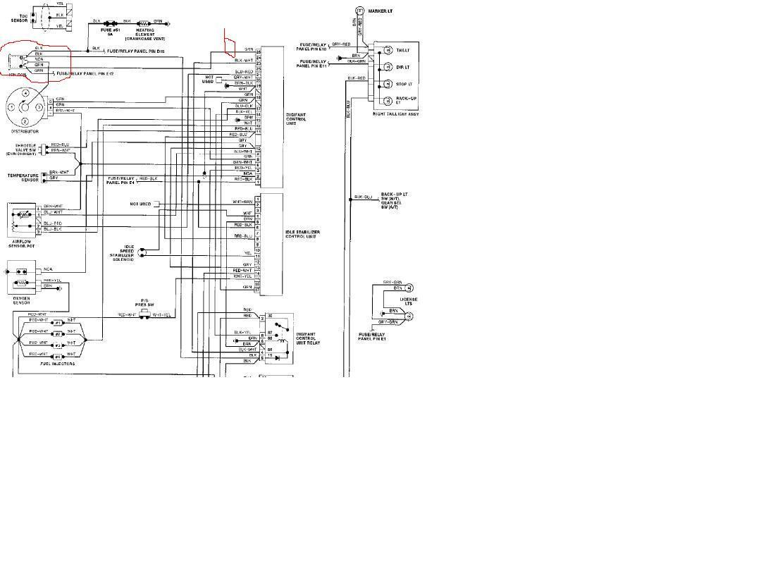 ford focus fuel pump wiring diagram on images free html