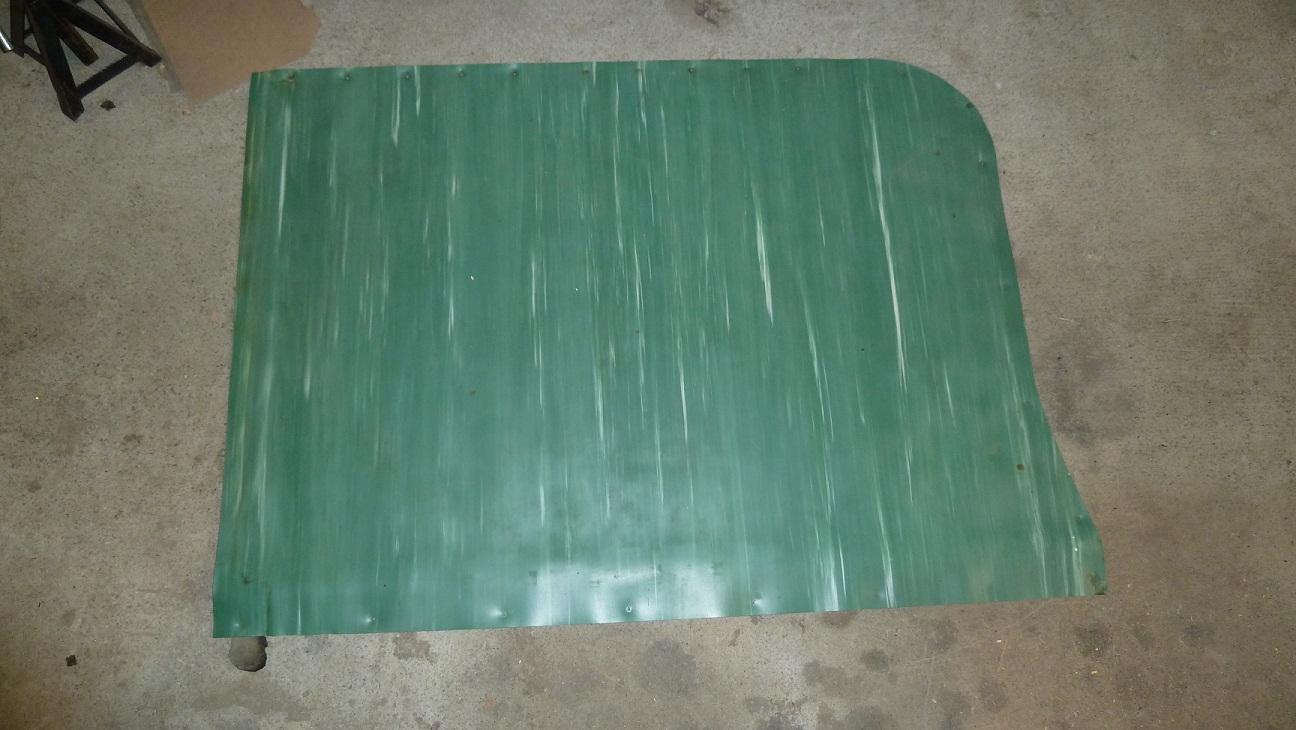 so23 westfalia green marble mat