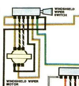 afi windshield wiper motor the best windshield bosch rear wiper motor wiring diagram afi wiper motor wiring diagram nilza net