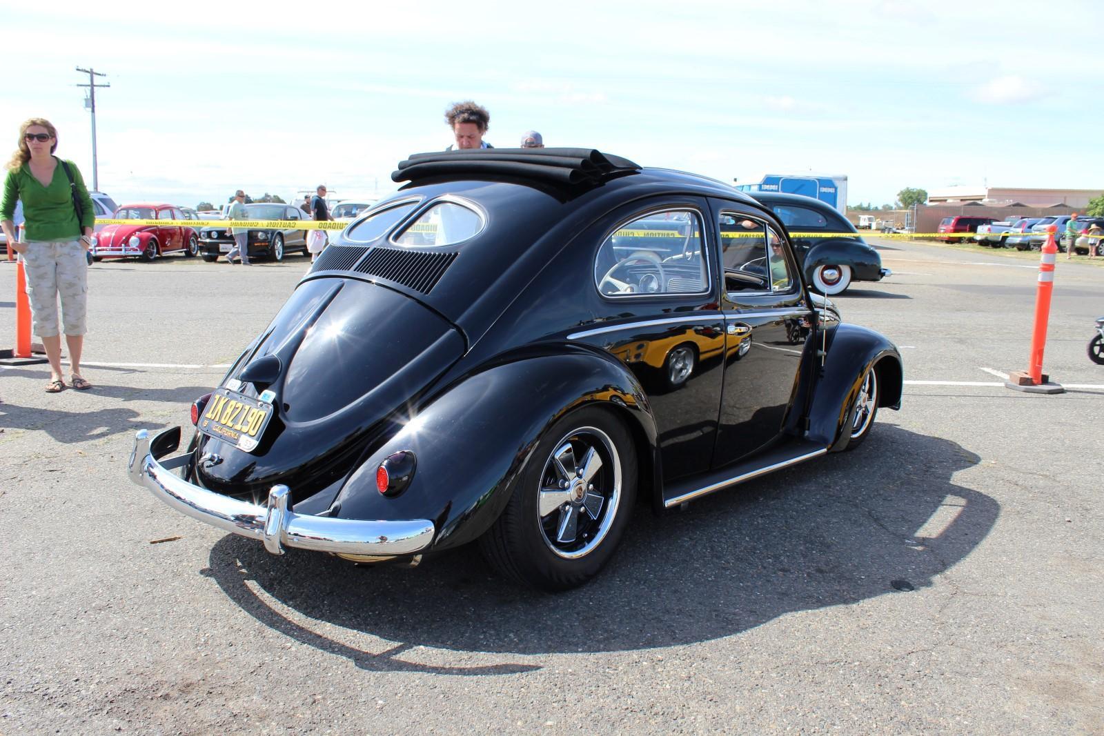 Black Split Beetle Ragtop