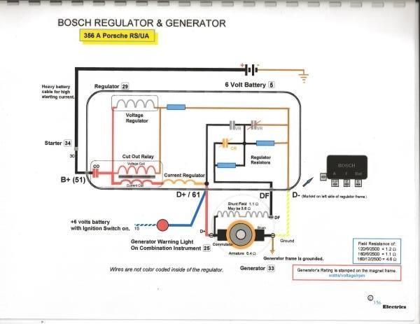 1066658 thesamba com porsche 356 view topic help needed 1954 pre new era voltage regulator wiring diagram at alyssarenee.co