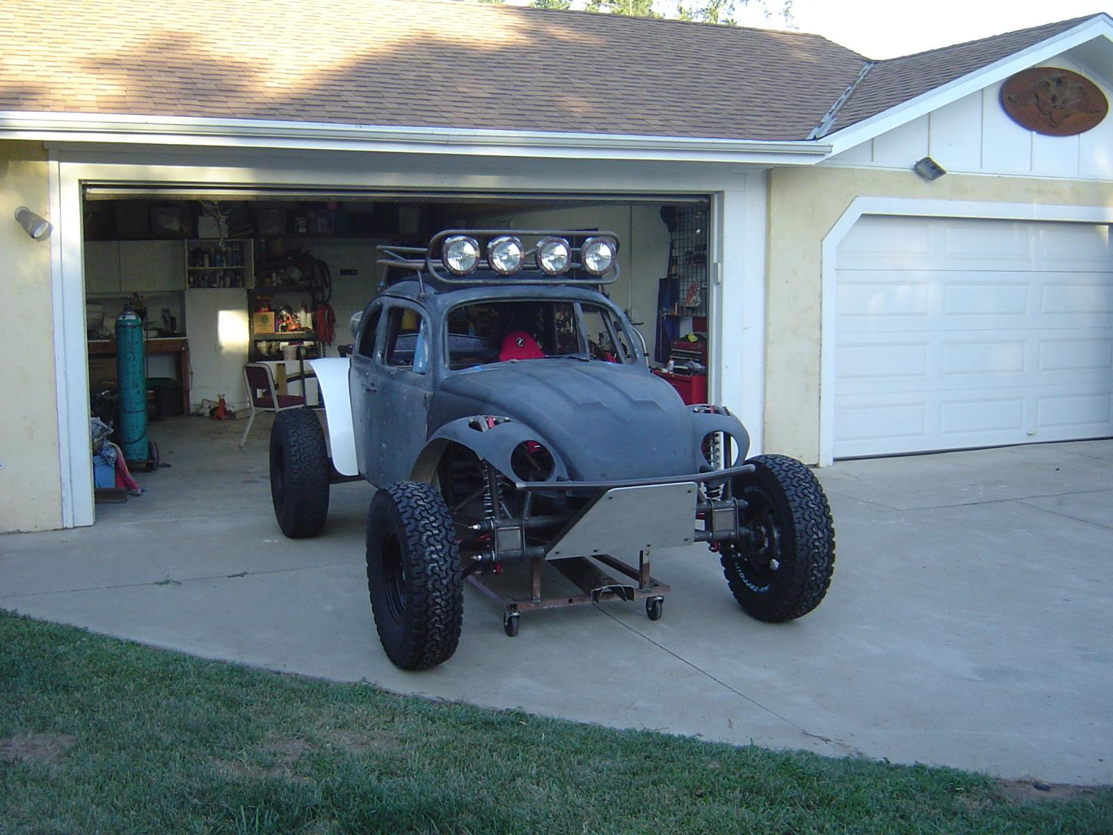 TheSamba com :: HBB Off-Road - View topic - Father and Son Baja Bug