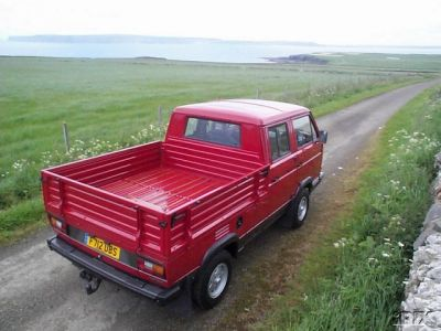 '89 Syncro Double Cab. ...