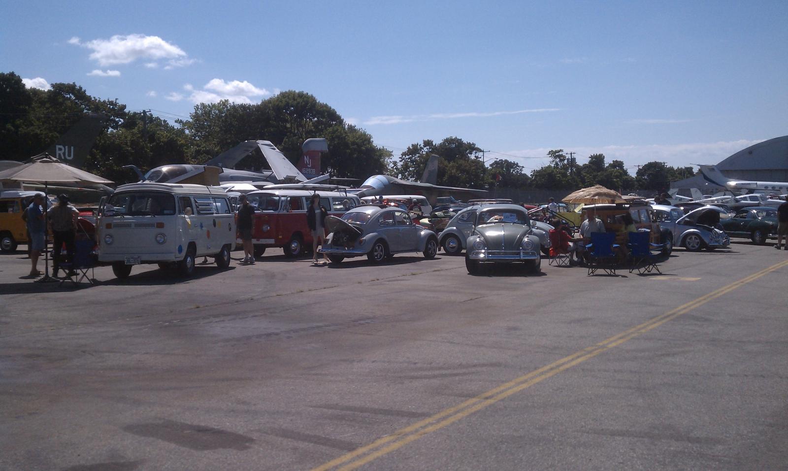 August 4th 2013 - DVG Long Island Air Raid