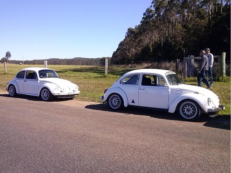 Mine and a mates Germanlook 1303s