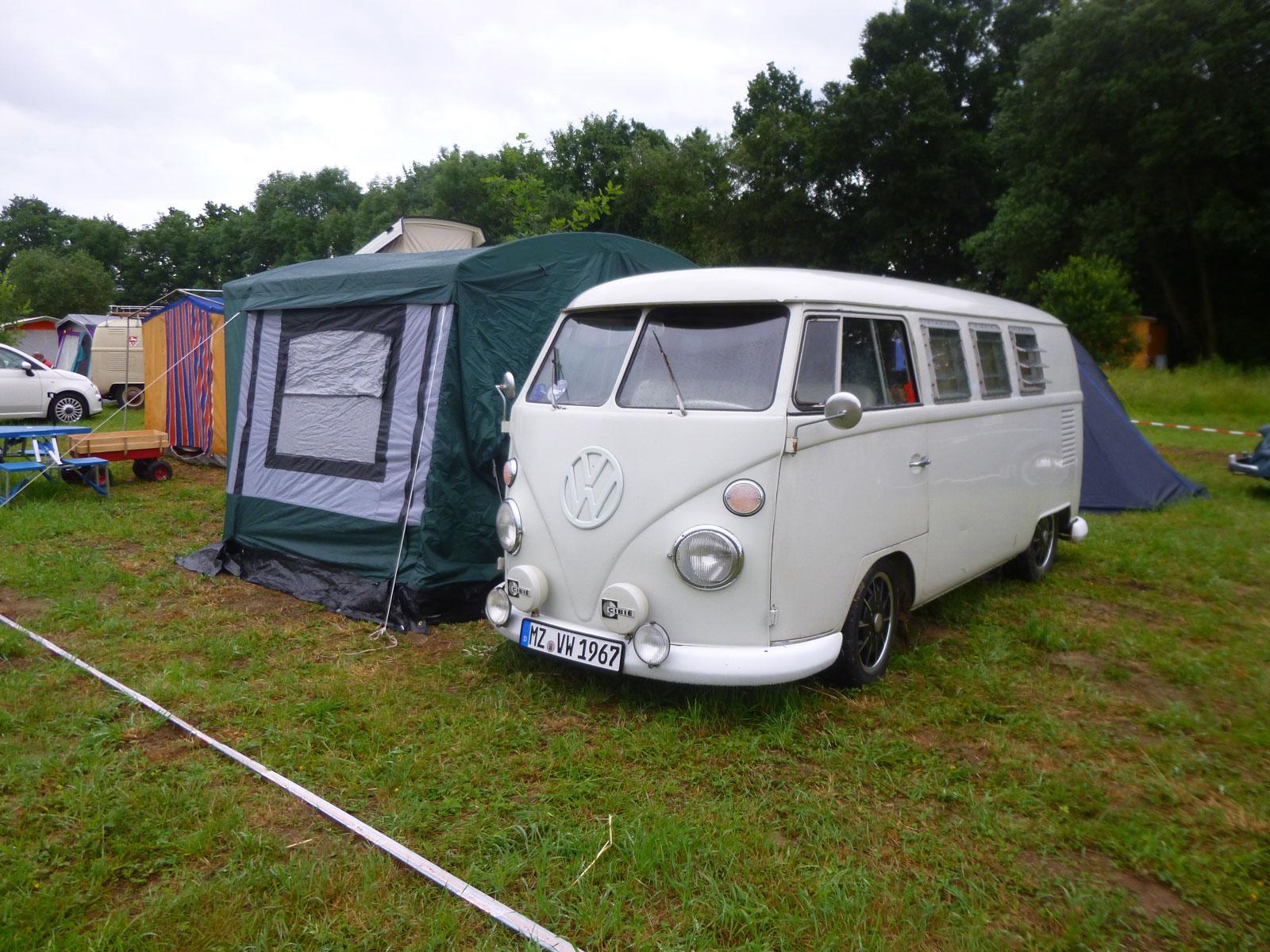 Camping at HO and EBI 2013