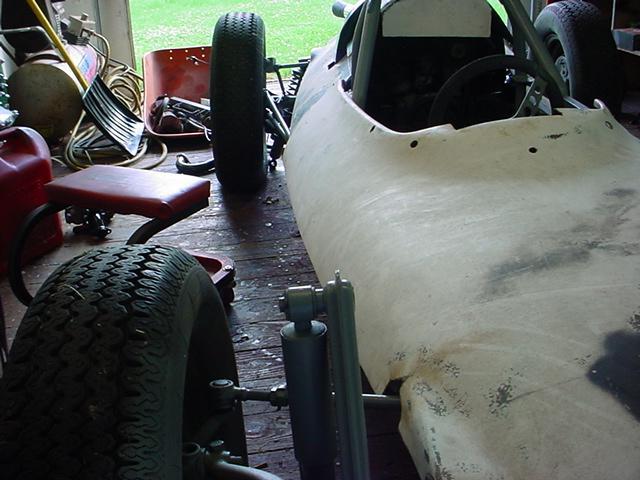 my 1963 bobsy formula vee race car