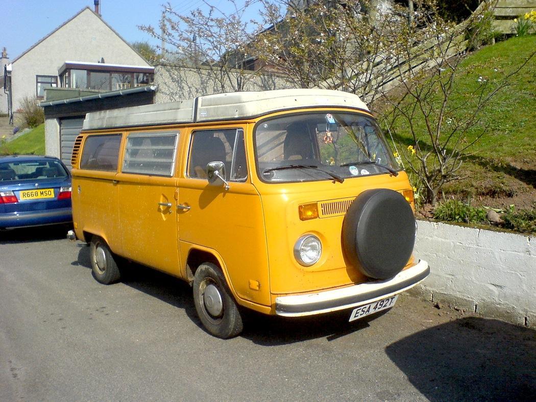 Robert's VW Camper