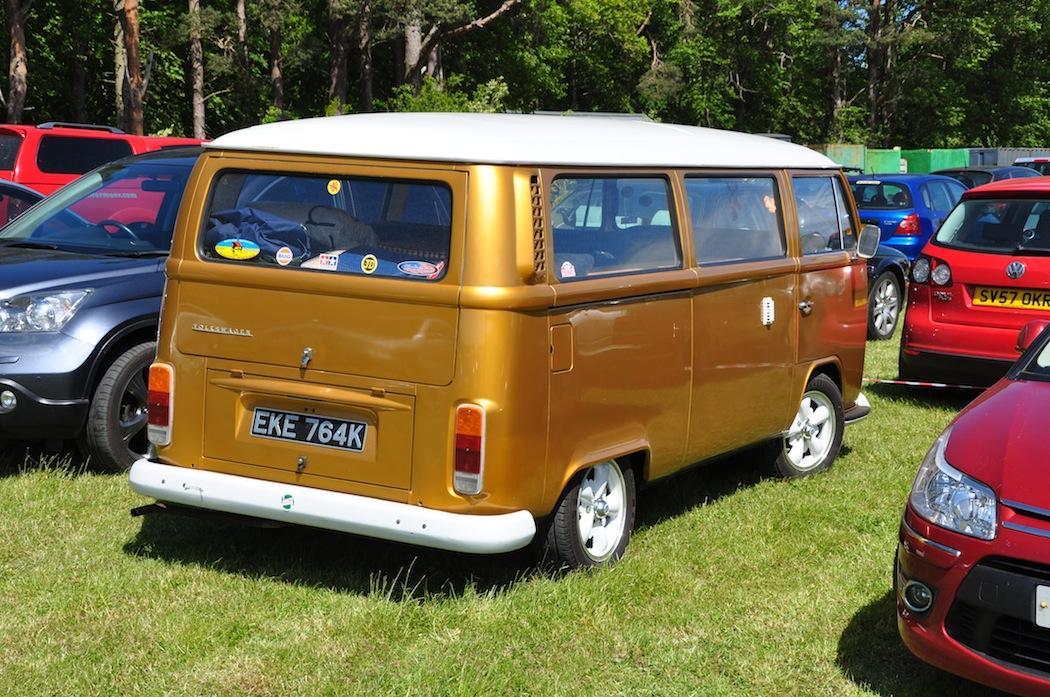 VW Tin top.