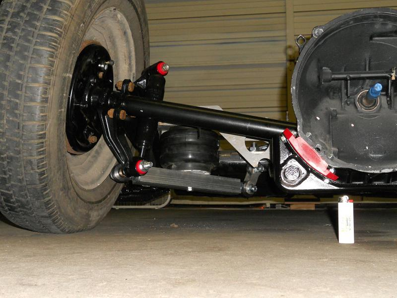 TheSamba com :: Gallery - VW Beetle Airkewld Swing Axle Air Ride Kit