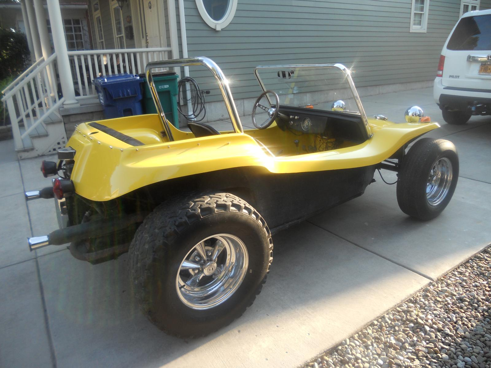 Craigslist dune buggy manx