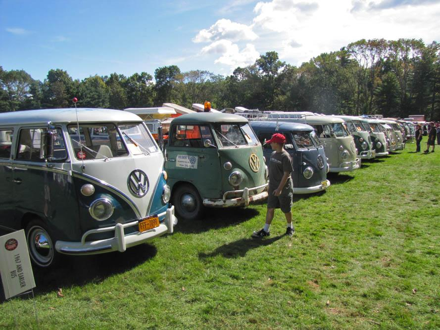 All Air-Cooled Gathering, Flanders, NJ Sept. 2012
