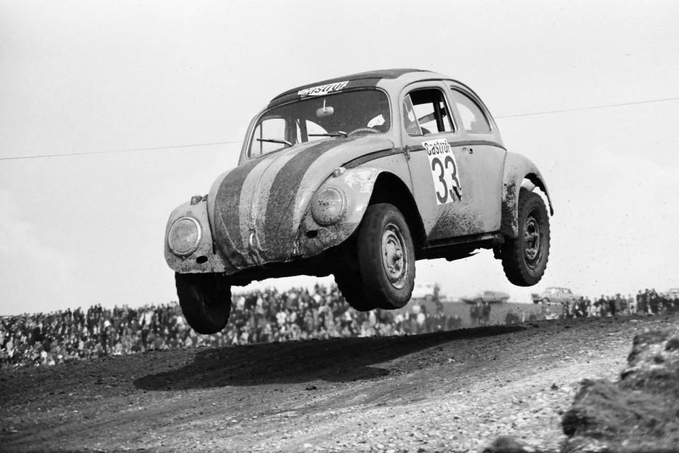 auto cross bug - austria 1970