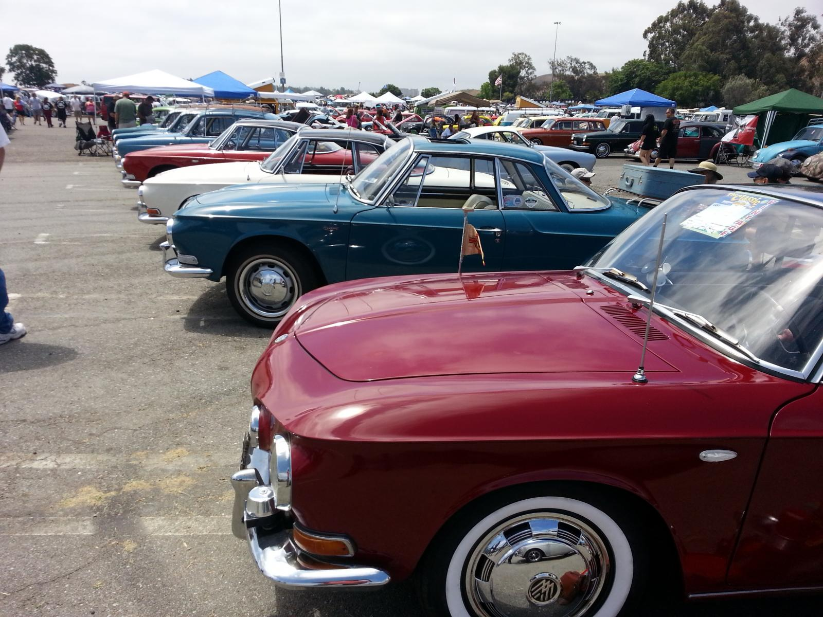 another great vw classic show