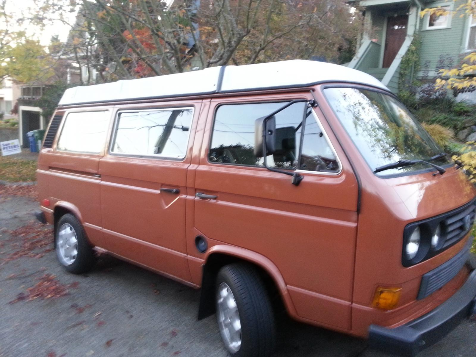 1984 Vanagon Westy: After 10~ Years of Upgrades