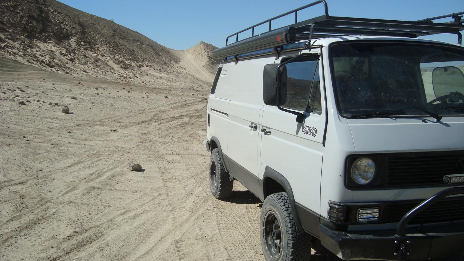 TheSamba.com :: Vanagon - View topic - any way to mount an ...