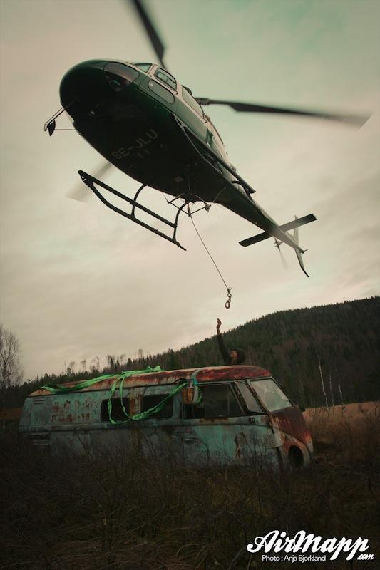 Barndoor rescue 2013