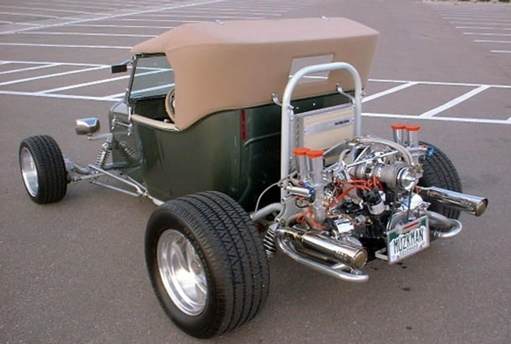 TheSamba.com :: Other VW Vehicles/Volksrods - View topic - VW T Hot Rod