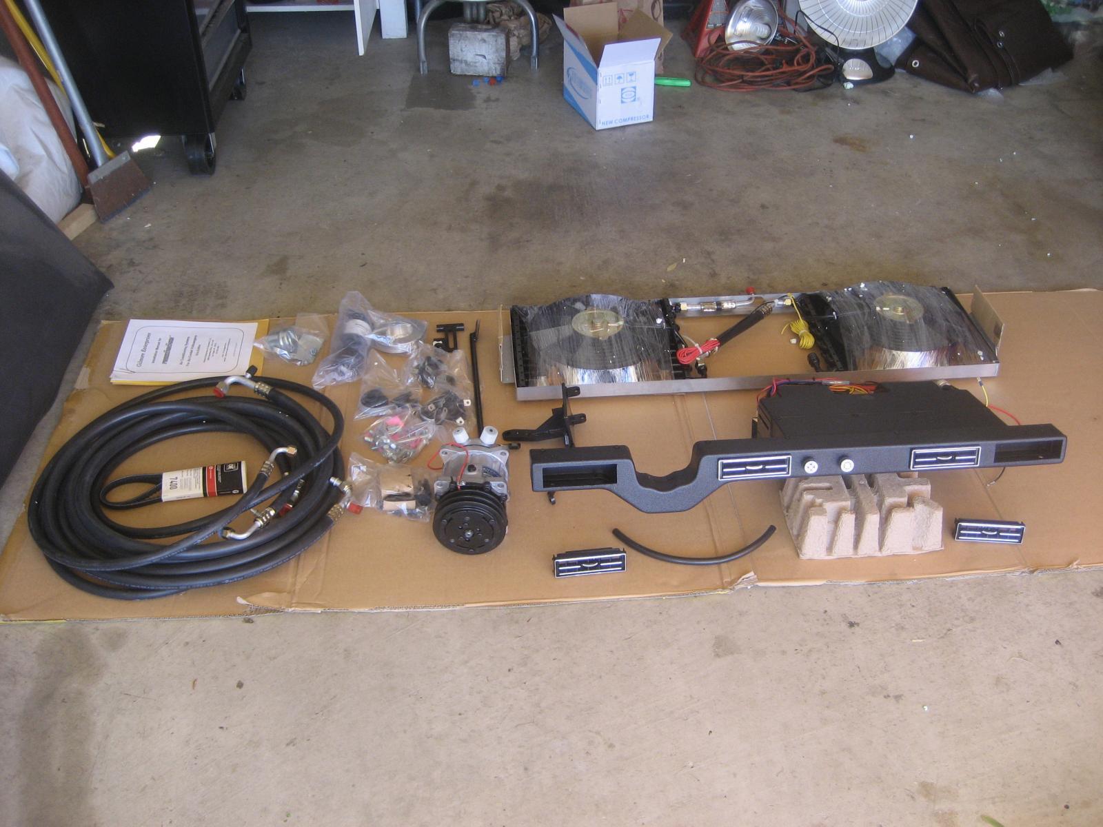 Thesamba Com Ghia View Topic Ghia Air Conditioning Install