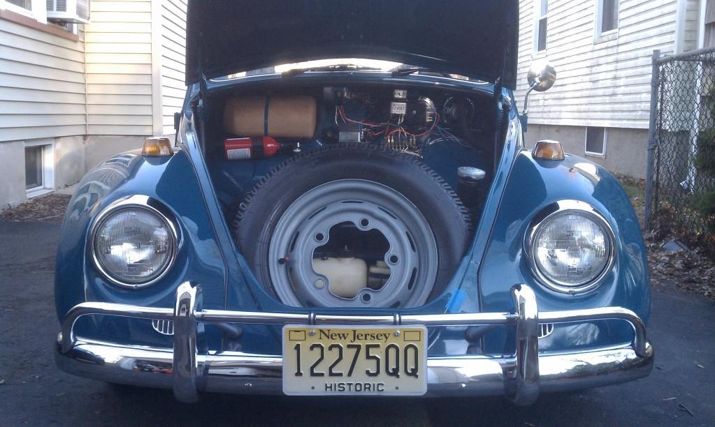 '67 Beetle Trunk