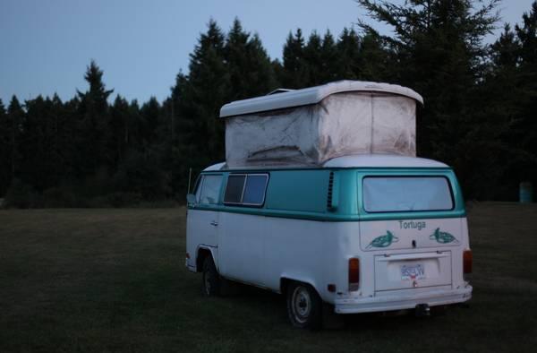 Hannover camper