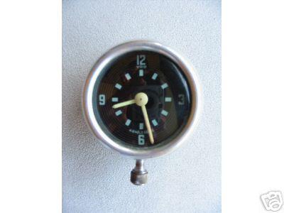 Ultra rare kienzle vdo mirror clock