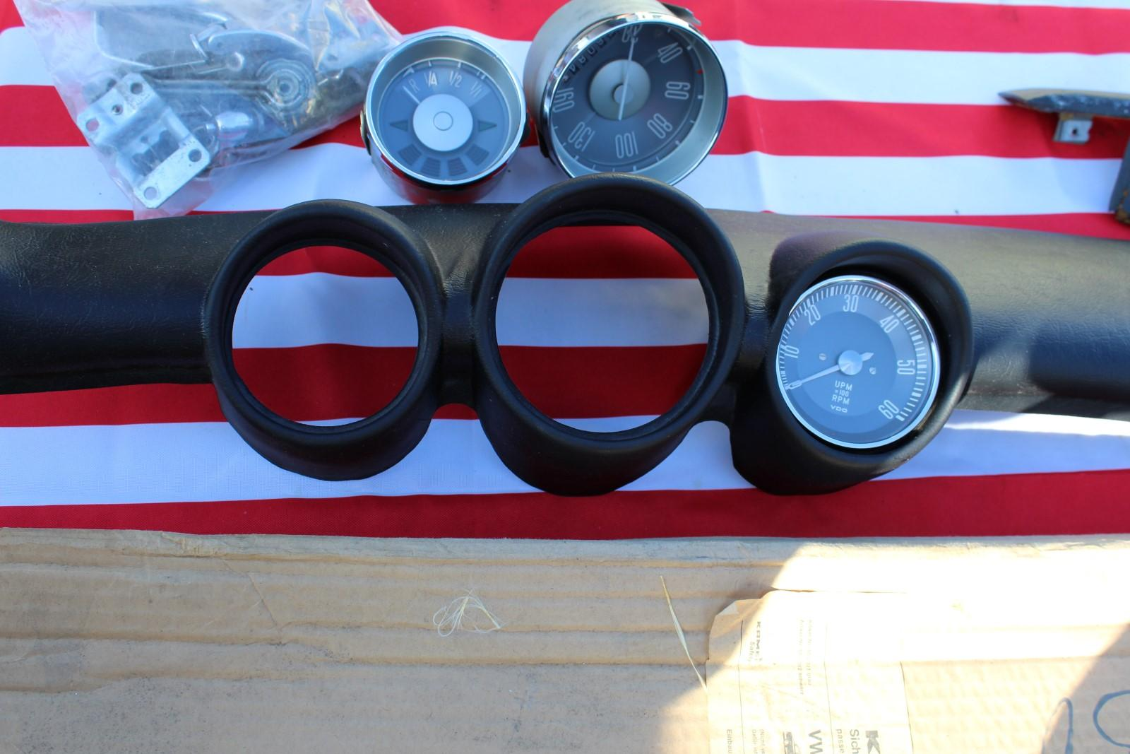 Swap meet photos - Type 3 tach