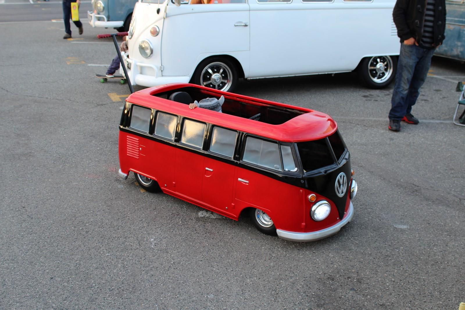 Swap meet photos - Kid's Bus
