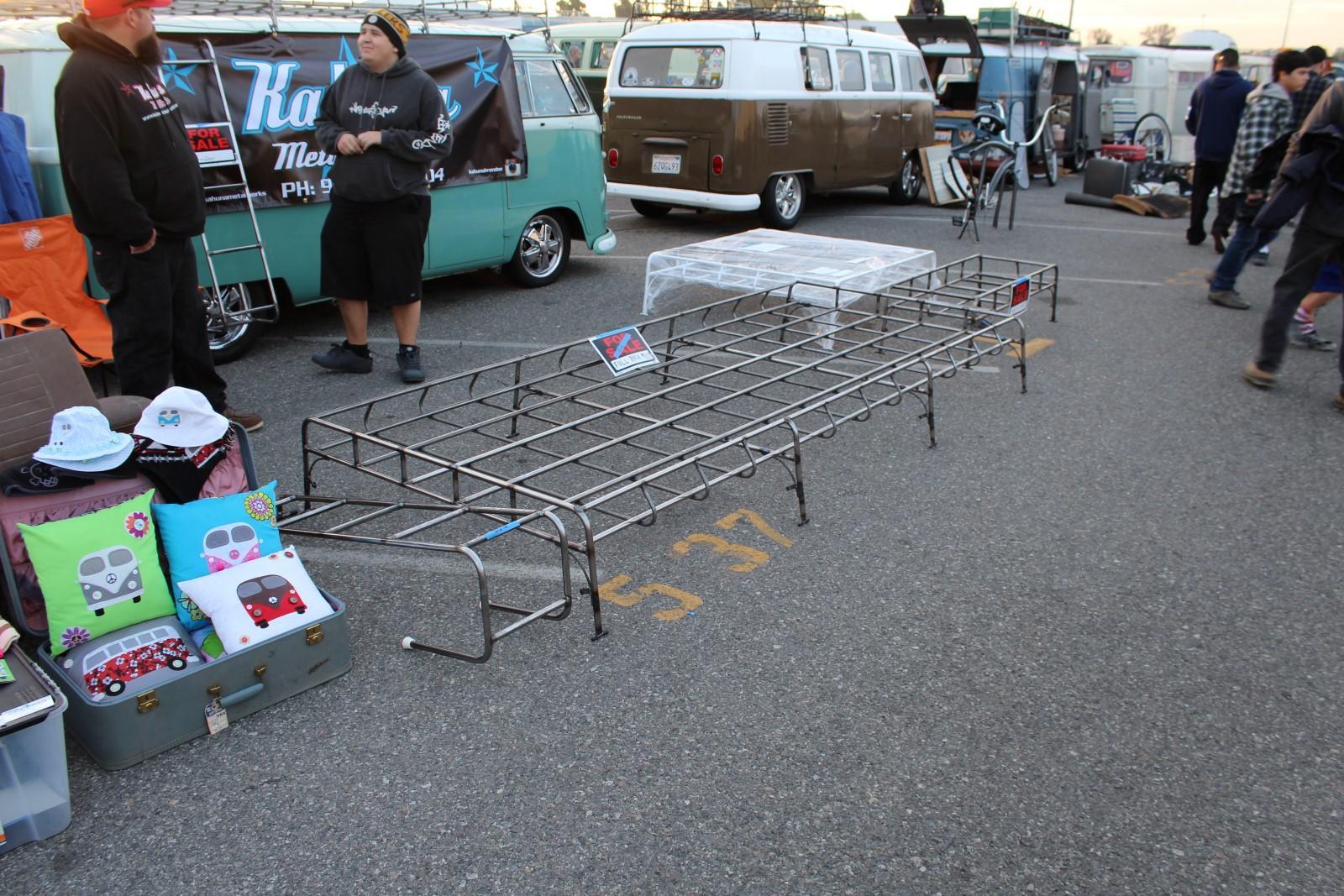 Swap meet photos - roof rack