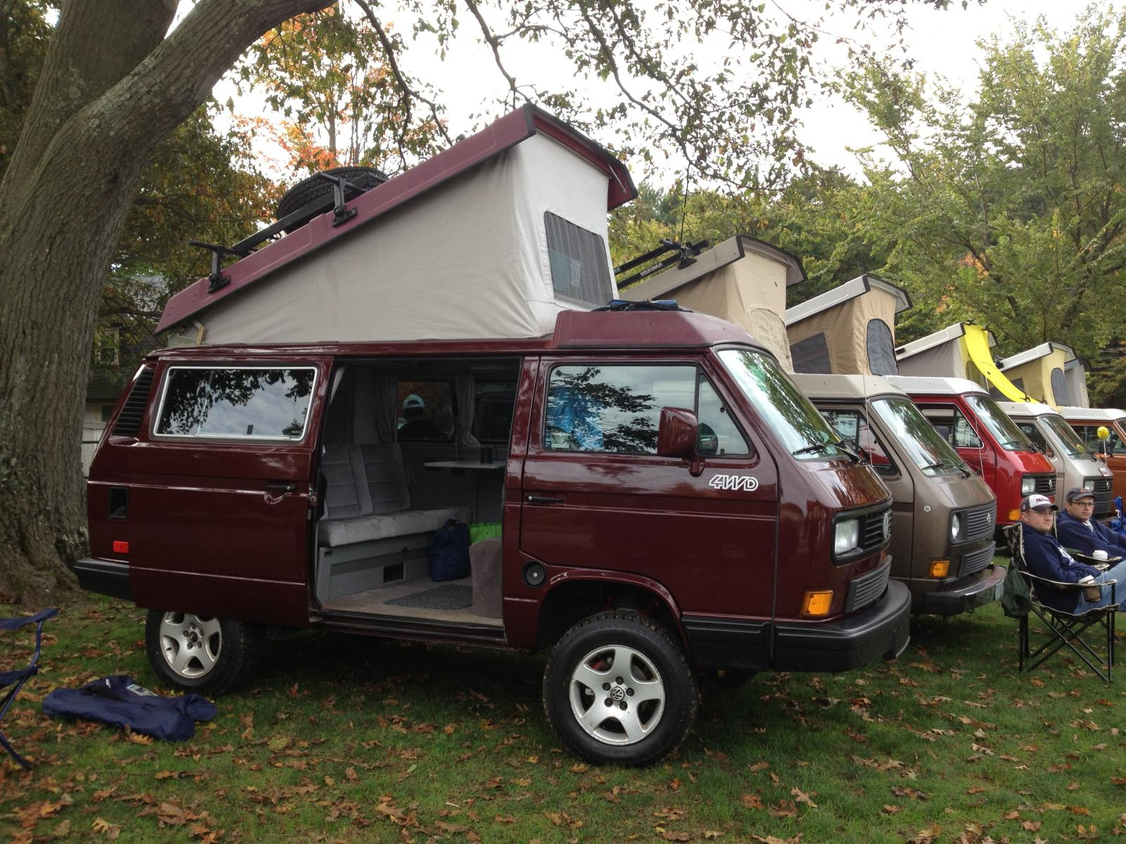 Ultimate Vanagon Build