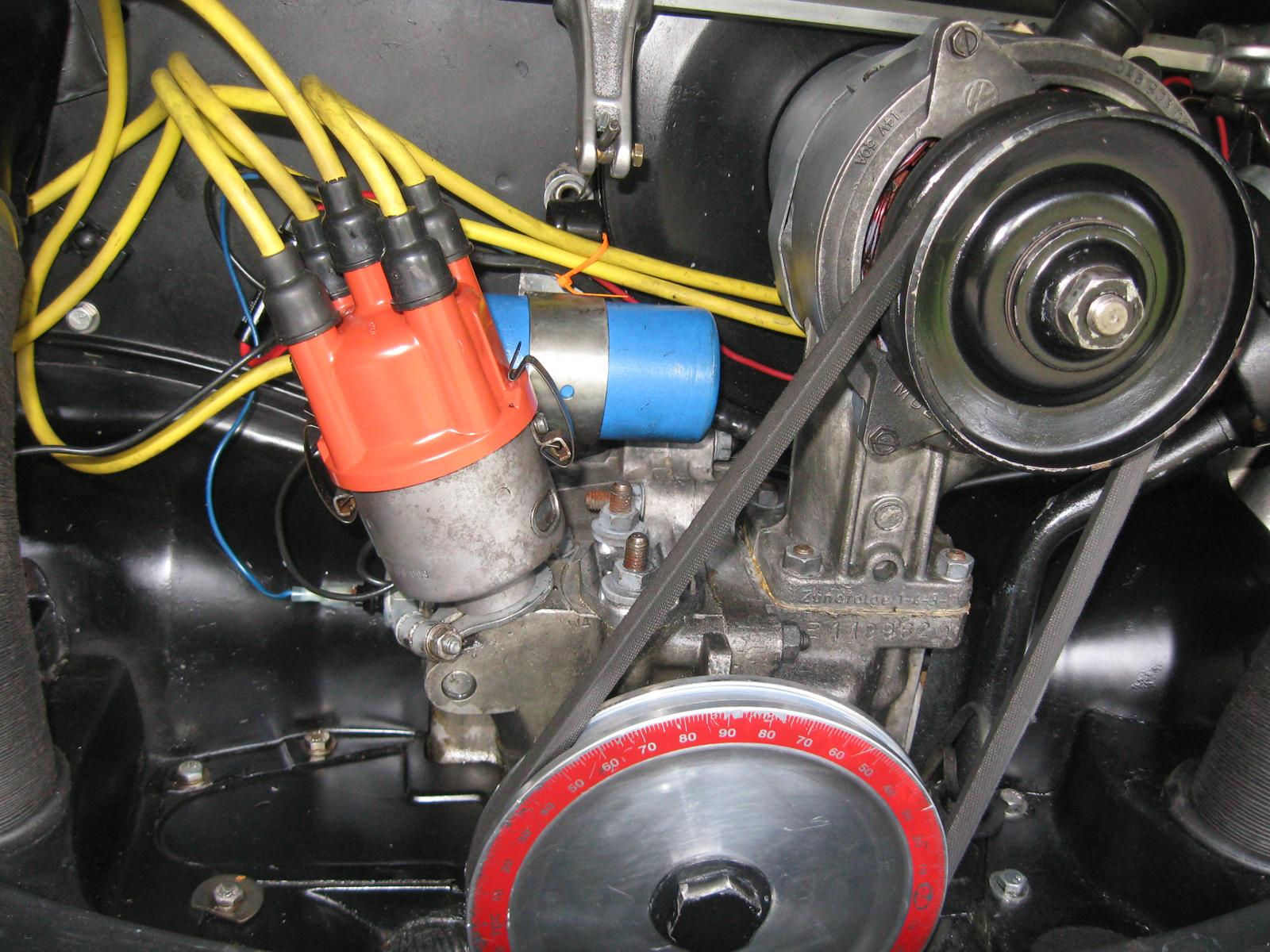 Thesamba Com Beetle Late Model Super 1968 Up View Topic Electric Fuel Pump Wiring