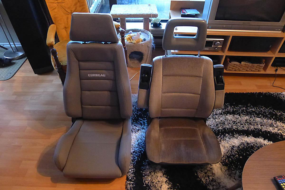 TheSamba com :: Vanagon - View topic - Alternative Front Seats??