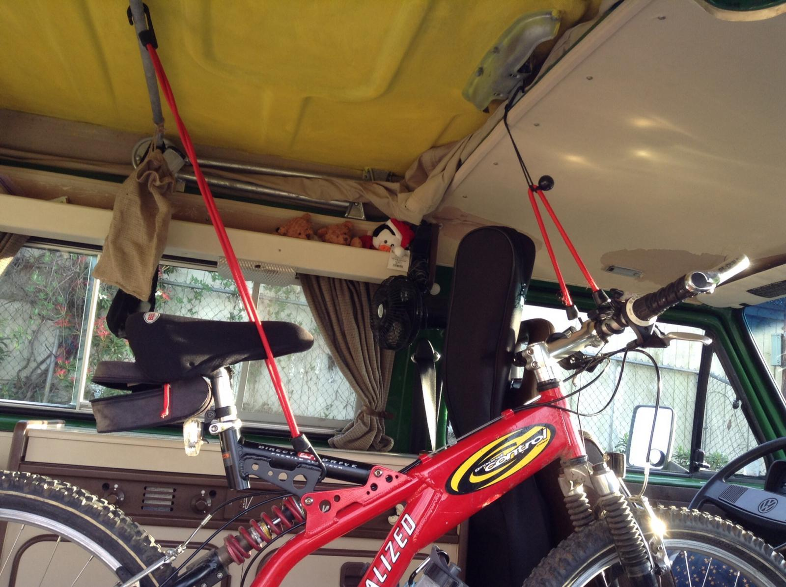 Vanagon View Topic Homemade Bike Rack Carrier