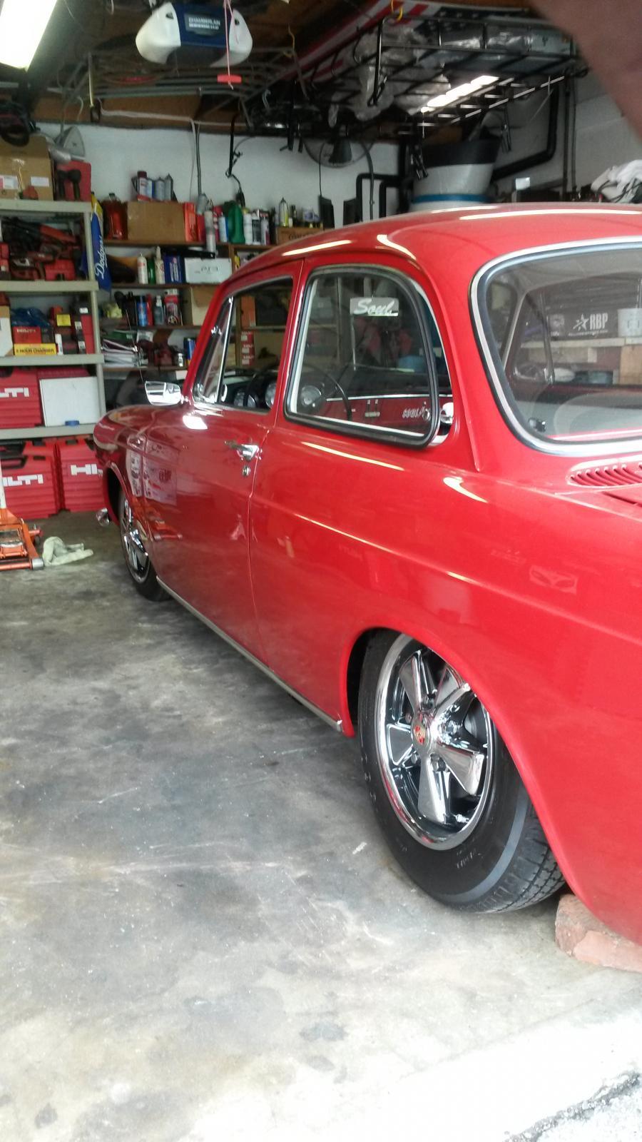 '63 Notchback