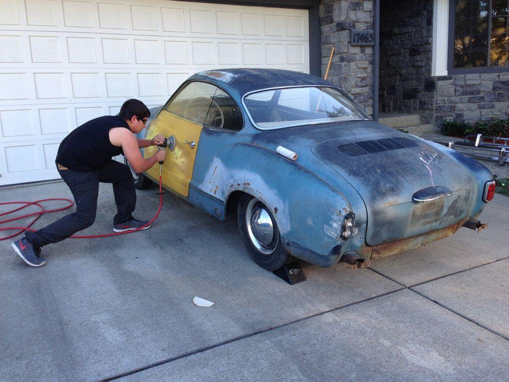 Kyle's 59 Ghia