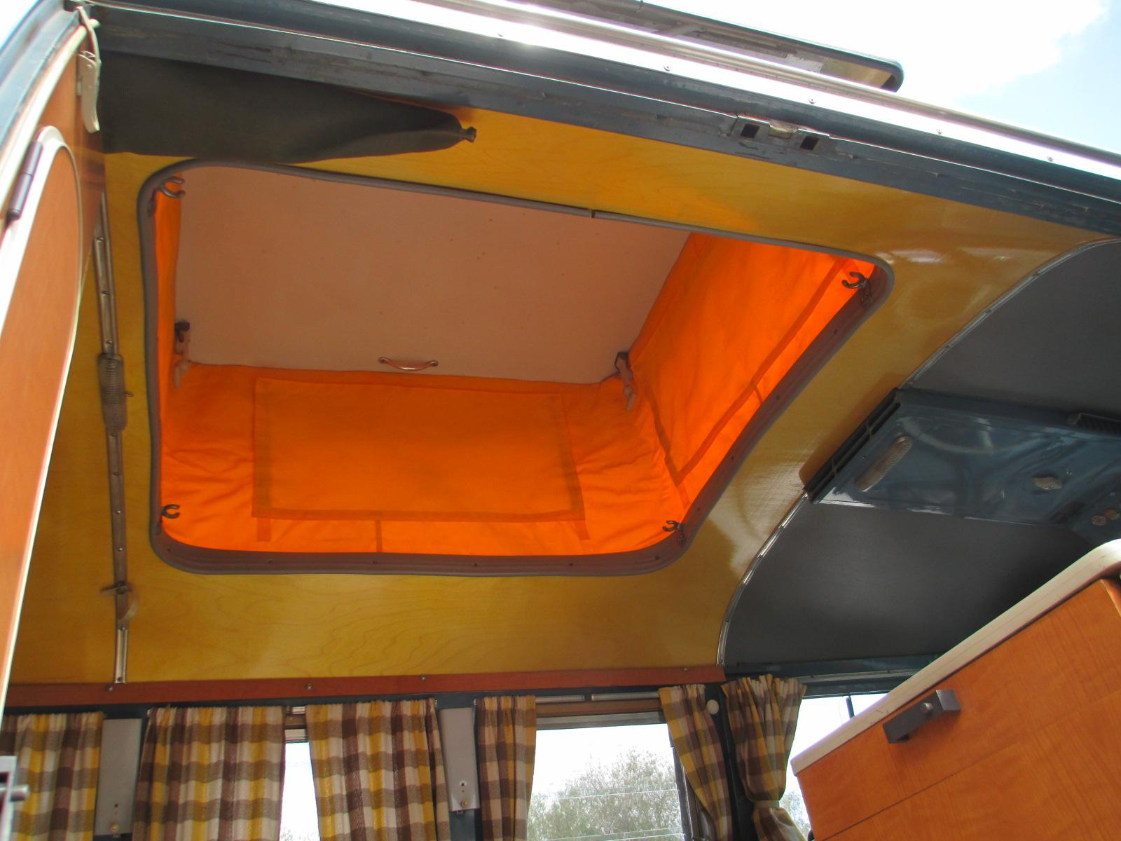 Sean's SO-42 pop-top Westfalia camper