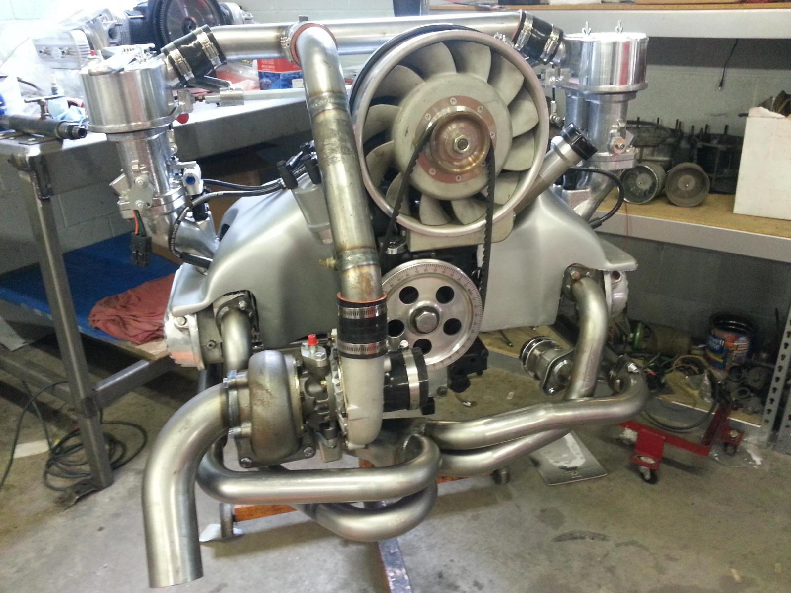 2332 Fuel Injected CB Performance Motor