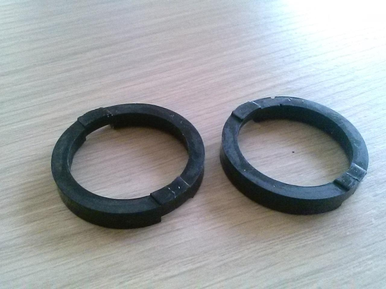 reproduction ambulance fan switch spacer ring