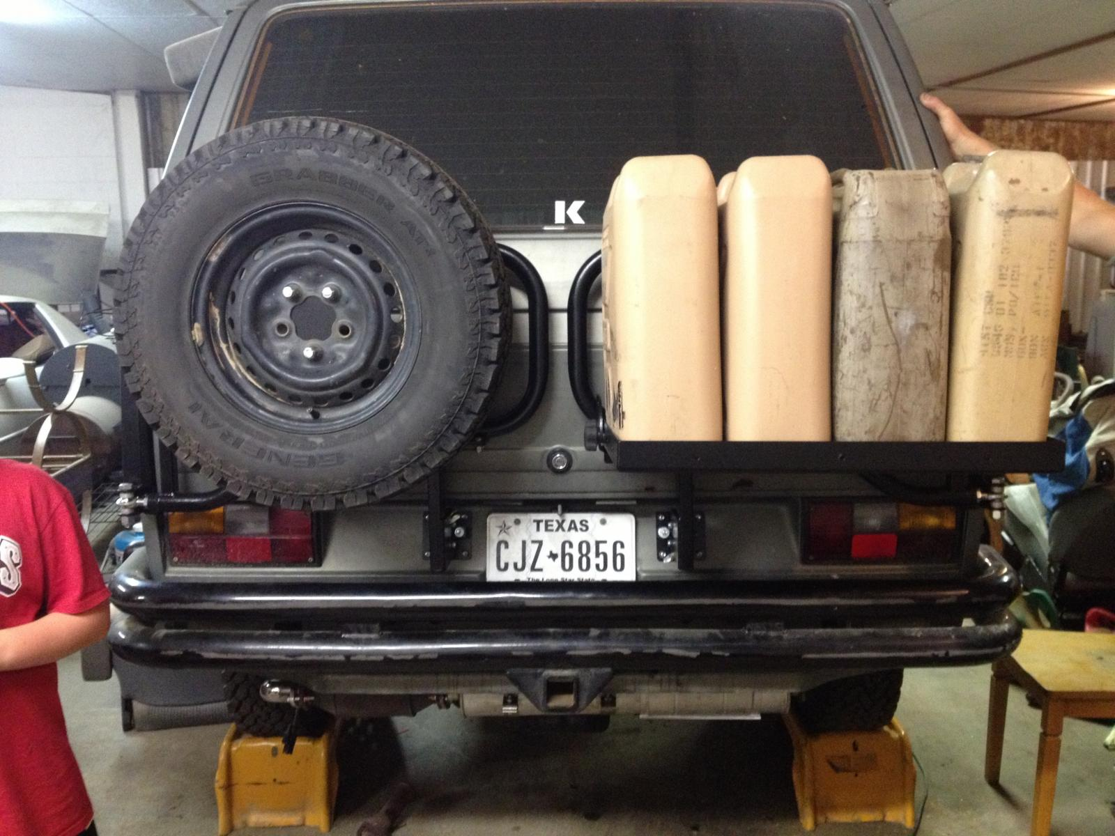 Rocky Mountain Westy carriers